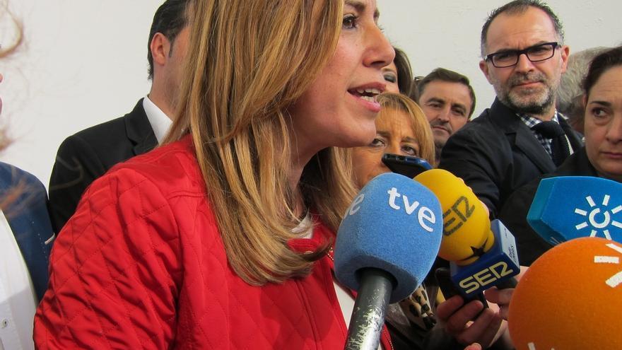 """Díaz exige """"ejemplaridad"""" y colaboración con la justicia tras cuatro detenciones en un caso """"repugnante"""" en Granada"""