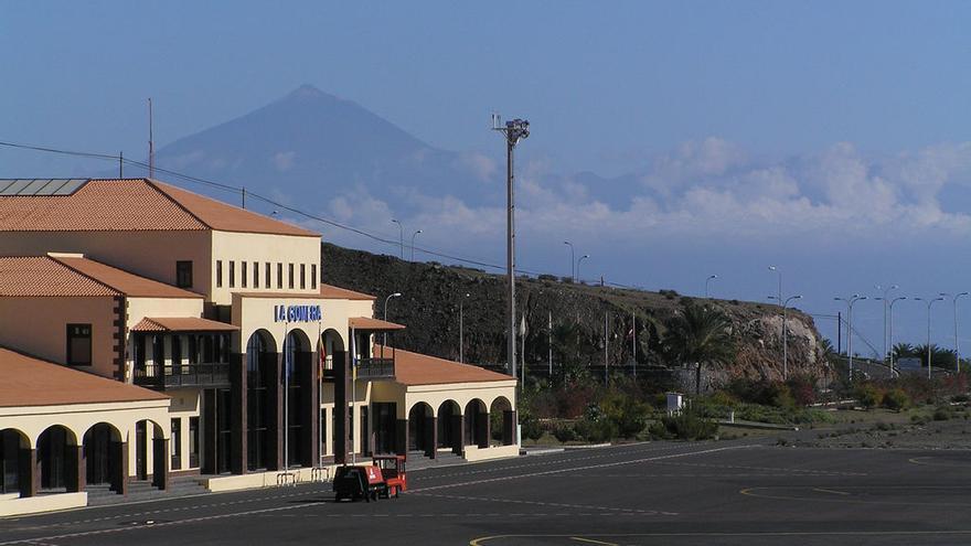 Aeropuerto de La Gomera