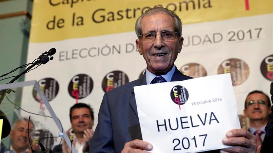 Huelva toma el relevo a Toledo e inicia el reto de ser Capital Gastronómica