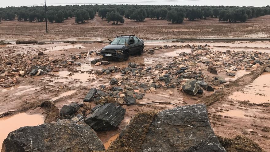 El Gobierno rebaja de 35 a 20 las peonadas para el subsidio agrario para afectados por lluvias de octubre en Andalucía
