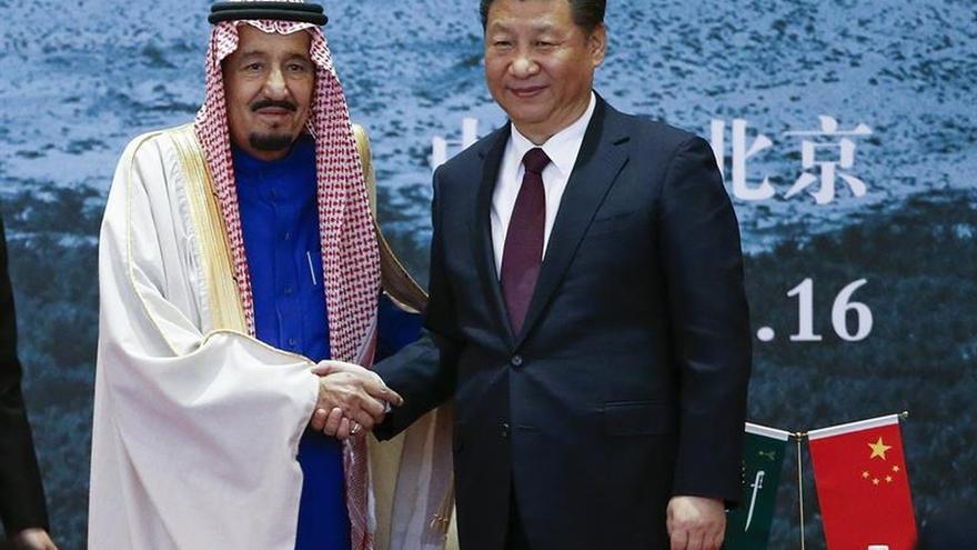 China y Arabia Saudí planean proyectos de hasta 65.000 millones de dólares