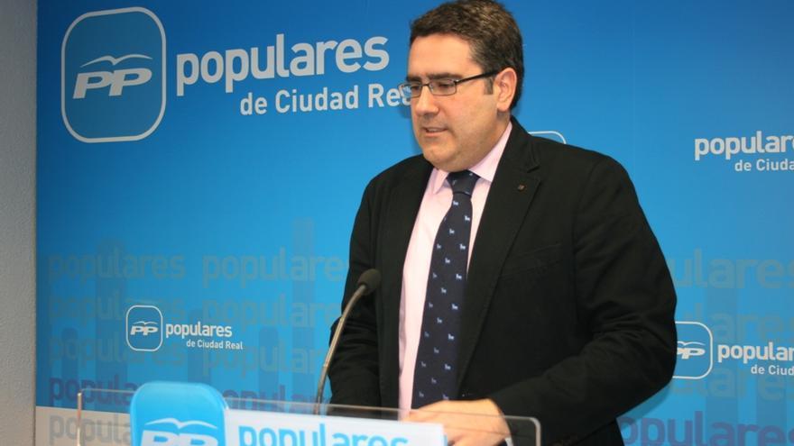 El senador del PP Miguel Ángel Rodríguez / Foto: PP