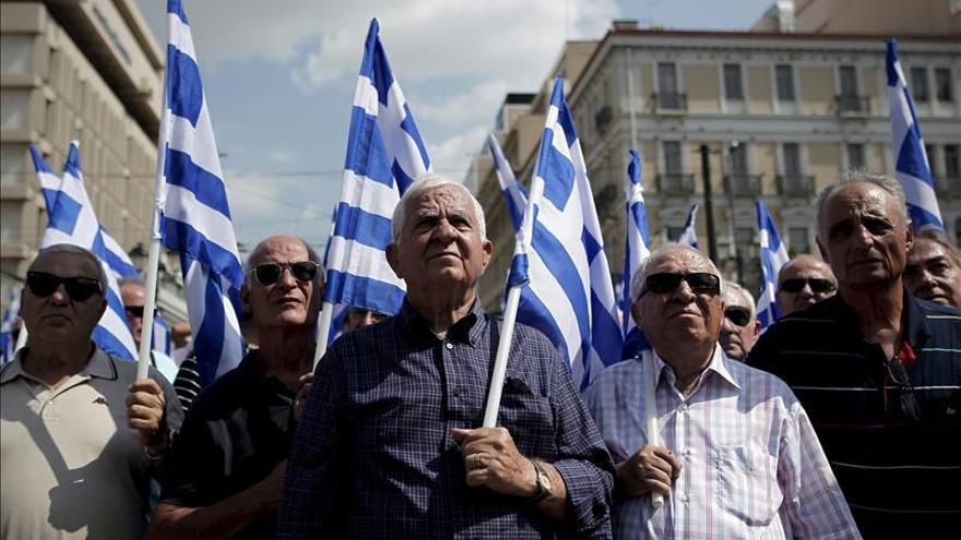 Nueva reducción de pensiones auxiliares en Grecia a partir de enero de 2015