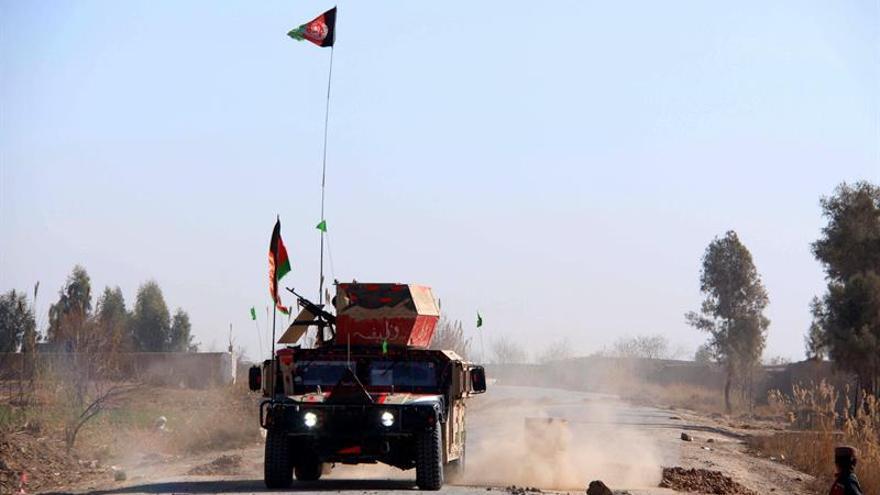 Desciende el número de víctimas civiles en Afganistán por primera vez desde 2012