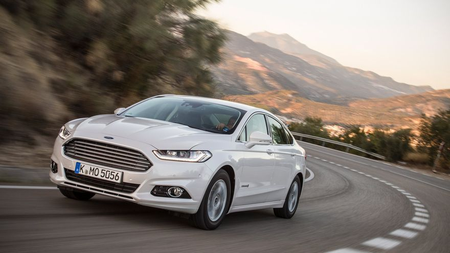 Ford amplia la gama Mondeo con el nuevo HEV 2.0 Hybrid.