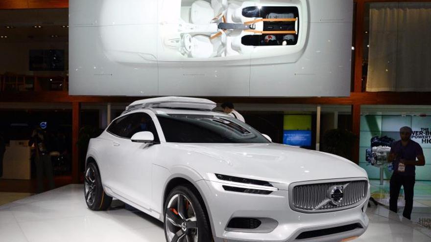 Volvo aprueba inversiones de 11.000 millones de euros para cuatro años