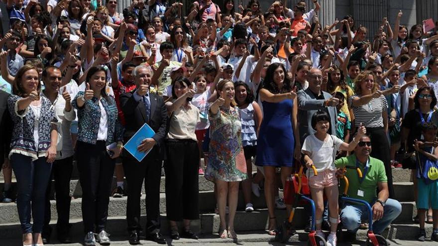Aldeas Infantiles denuncia la situación de la infancia en España con una nueva campaña
