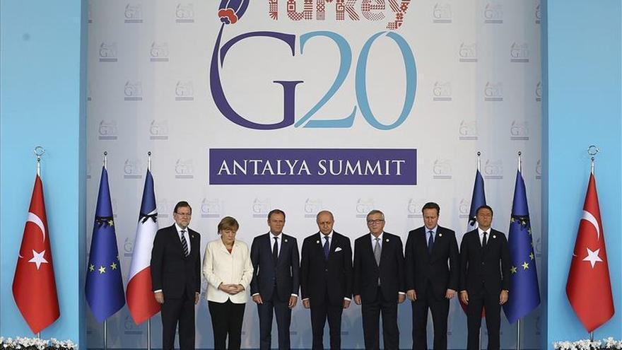 El G20 acuerda medidas de transparencia fiscal y regulación bancaria antirescate