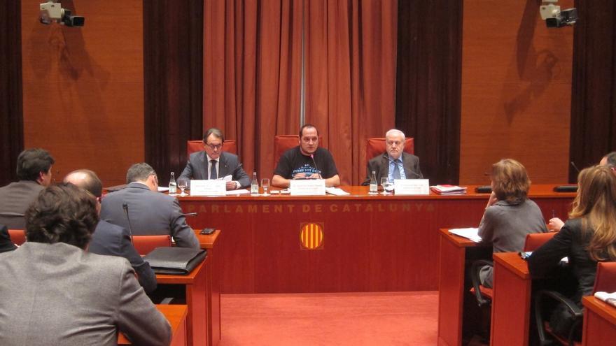 Choque entre Artur Mas y Camacho en la comisión sobre el 'caso Pujol' a propósito del empresario Javier de la Rosa