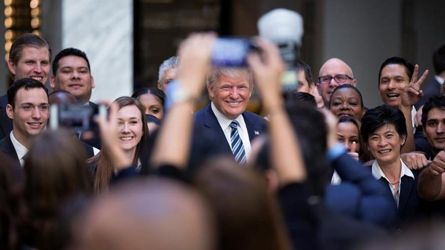 """Trump critica al Gobierno de EEUU: """"Todo lo que toca lo rompe o arruina"""""""
