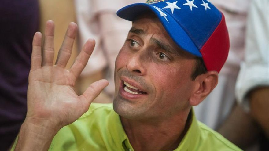 Capriles denuncia alcabalas que impiden llegada de marchistas a Caracas