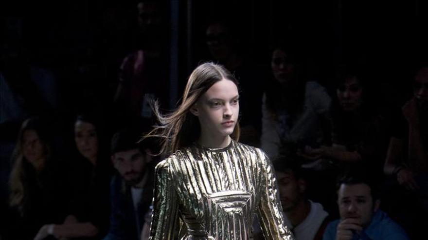 Sao Paulo se viste de gala en la última jornada de la Semana de la Moda