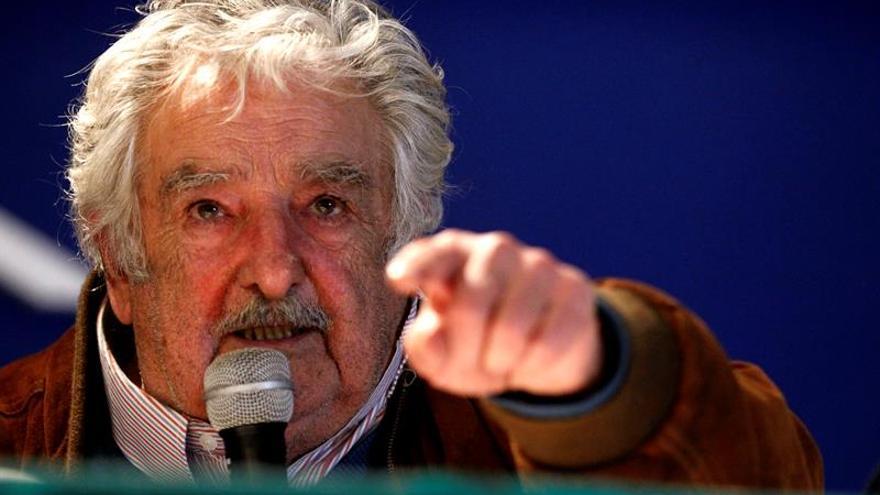"""Mujica no intermediará conflicto venezolano porque es """"Pepe"""" pero no """"mago"""""""