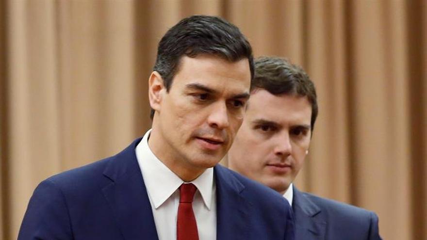 PSOE y C's reformarán Ley Seguridad Ciudadana y derogarán la prisión permanente