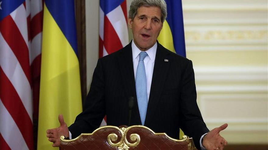 Kerry abordará el futuro de Siria la próxima semana en París y Moscú