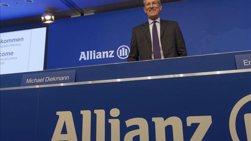 Allianz sube el beneficio neto un 24 por ciento en el primer trimestre