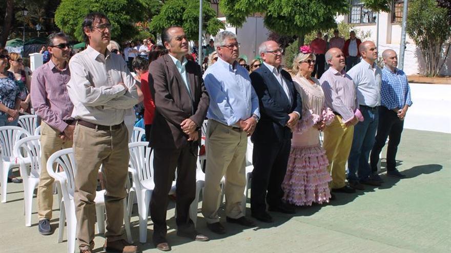 El delegado del Gobierno en Castilla-La Mancha, en Los Navalmorales / Europa Press