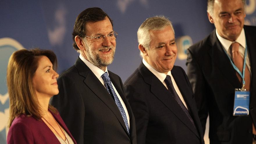 """Cospedal abre mañana la Interparlamentaria del PP centrada en las reformas y la """"exigible solidaridad"""" en este momento"""