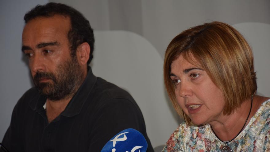 Morales, Rosario Cordero PSOE Cáceres