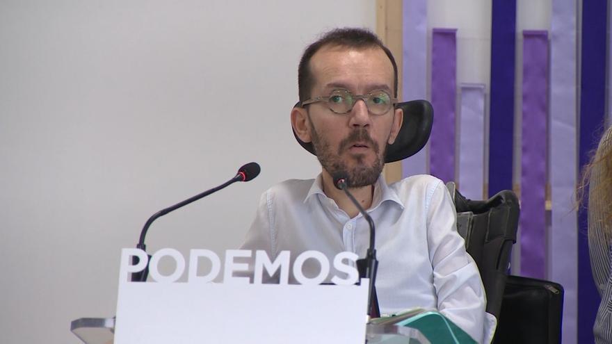 """Echenique felicita a Teresa Rodríguez por su victoria en las primarias: """"Ahora todas juntas a ganar al susanato"""""""