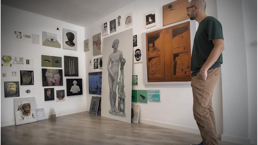 """El arte se reinventa, ahora podemos verlo """"a domicilio"""""""