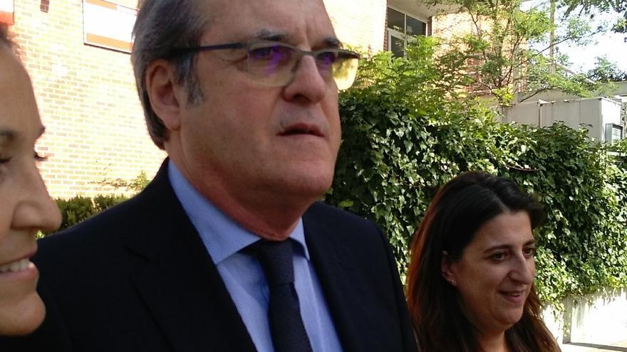 """Gabilondo intuye que Puigdemont reclama """"silenciosamente"""" una salida y espera que no entre en acción el artículo 155"""