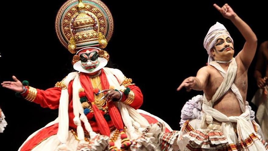 """Veranos de la Villa ofrece un """"Quijote"""" en versión de teatro indio Kathakali"""