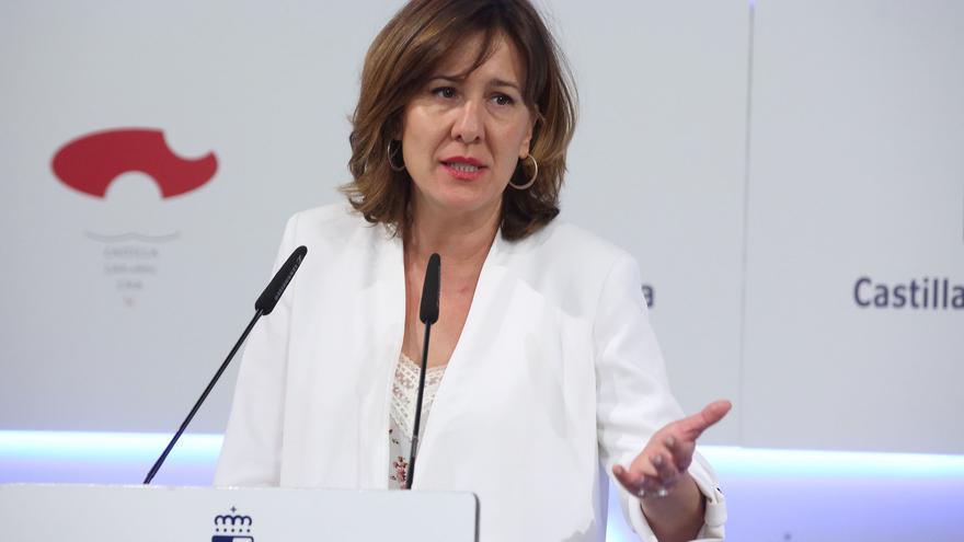 Blanca Fernández, consejera de Igualdad