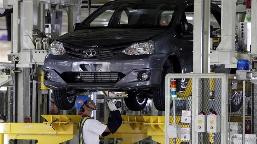 Toyota construirá una tercera planta de producción de vehículos en Malasia