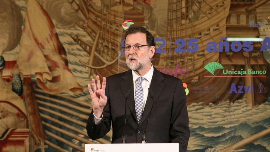 Rajoy defiende ser implacables contra la corrupción y afirma que no hay impunidad con investigación judicial