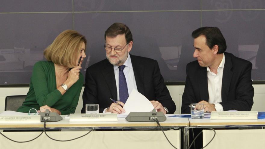 Rajoy preside mañana la Junta Directiva del PP que aprobará las coaliciones y analizará los ejes de la campaña