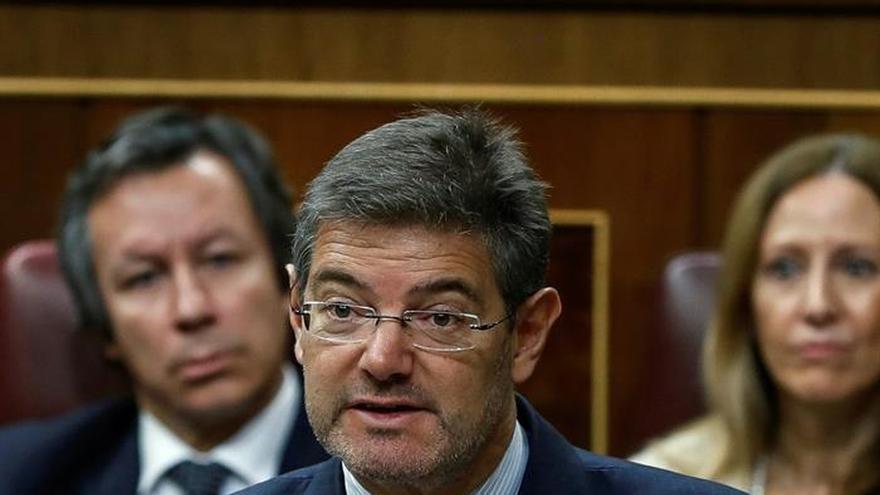 """Catalá: """"Nunca las víctimas tienen que demostrar la agresión sufrida"""""""