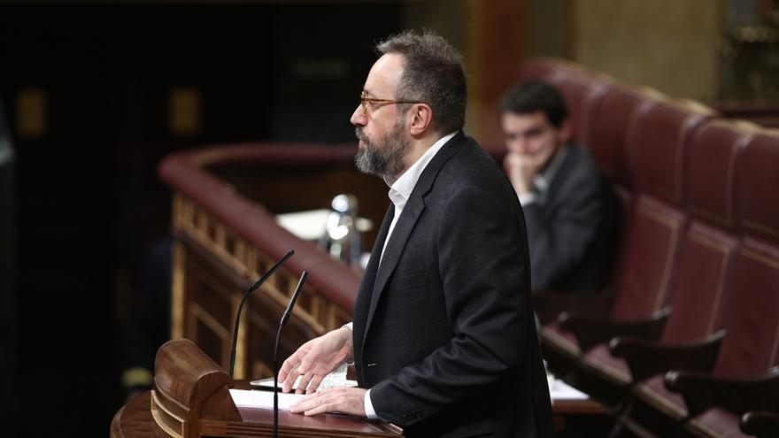 La oposición critica al PP por abstenerse en el Congreso ante la reforma del Estatuto que aprobó en Murcia