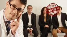 Adrián, Andújar y Devesa en uno de los vídeos de campaña de UPyD