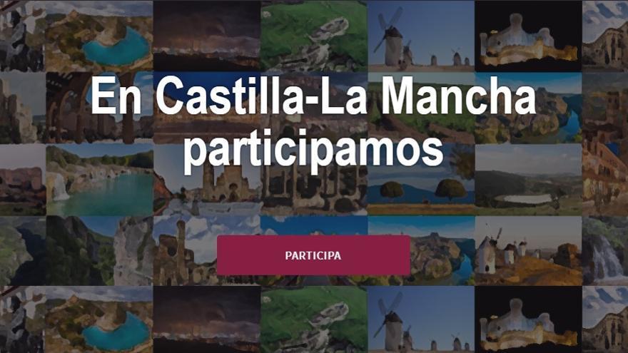 Participa Castilla-La Mancha
