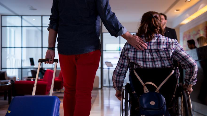 Las ayudas para la contratación de asistencia personal se otorgan a solo 635 personas en todo el Estado