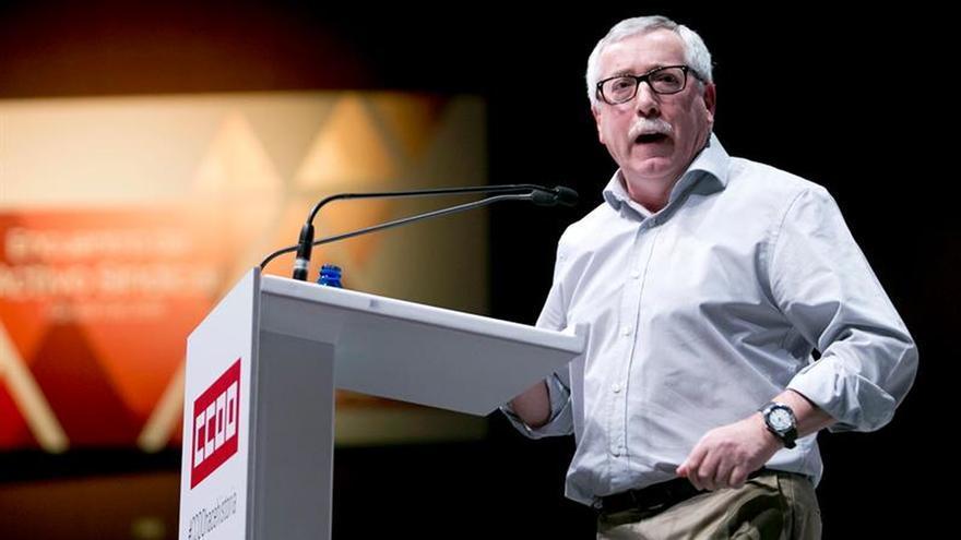 """CCOO """"no echará de menos"""" al ministro Soria tras su renuncia"""