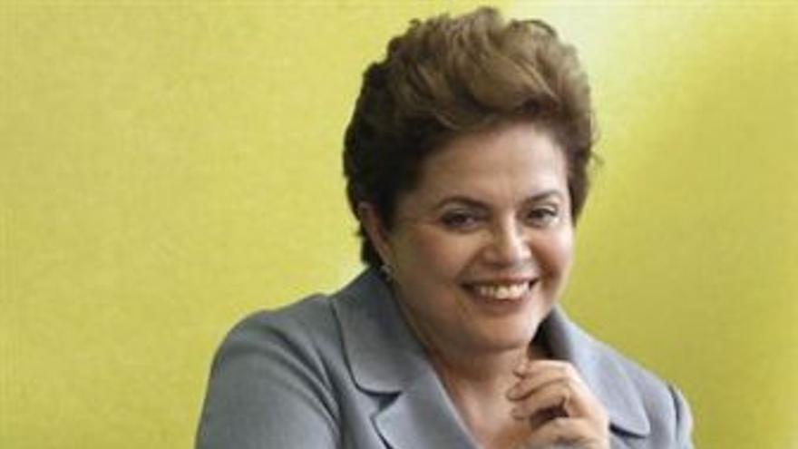 Rousseff y Lula. (EUROPA PRESS)