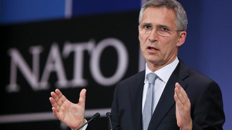 El secretario general de la OTAN transmite su solidaridad al pueblo francés