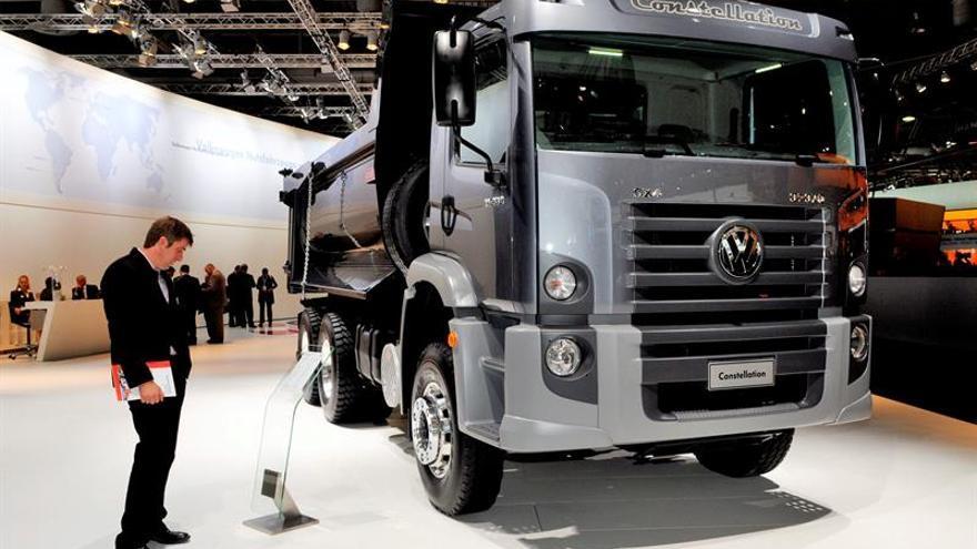 VW Truck & Bus adquiere un 16,6 % de Navistar para expandirse mundialmente