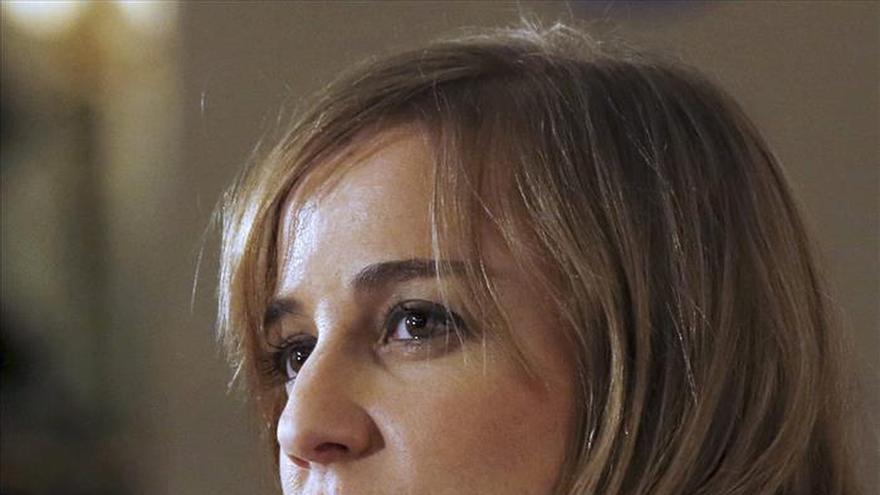 Tania Sánchez afirma que se atreve a decir que quiere ser presidenta de Madrid