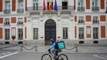 Deliveroo inicia un despido colectivo de los trabajadores de sus oficinas en España