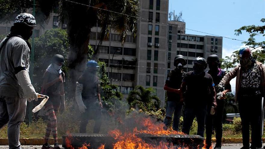 La oposición venezolana no reconoce el resultado electoral de la Constituyente