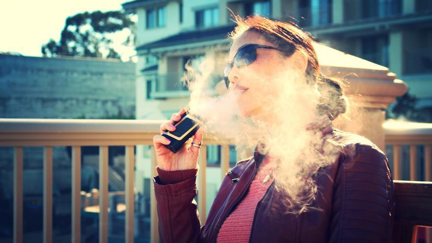 El cigarrillo electrónico es un 95 % menos perjudicial que el tabaco