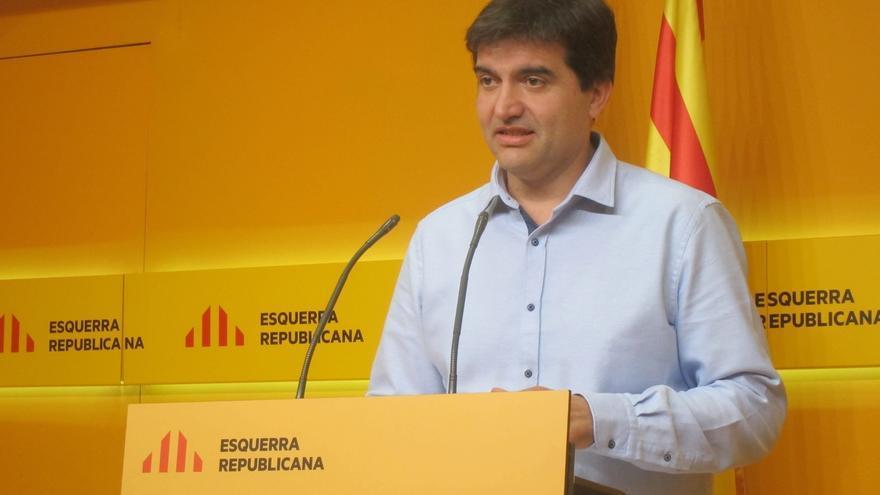 """ERC, """"sorprendida"""" por las críticas a la Junta porque abordará la petición de C's, PSC y PP"""