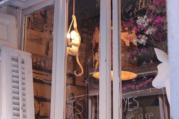 La tienda de Guille García-Hoz en C/ Pelayo | Fotografía: Somos Chueca