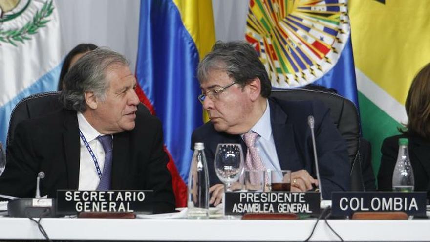La Asamblea de la OEA muestra la división continental por crisis de Venezuela