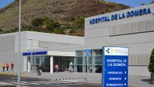 Imagen del Hospital de La Gomera donde ingresaron los primeros casos de COVID-19 en España
