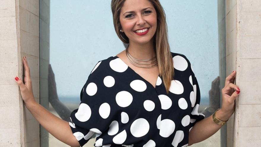 Silvia Zorita, mezzosoprano canaria