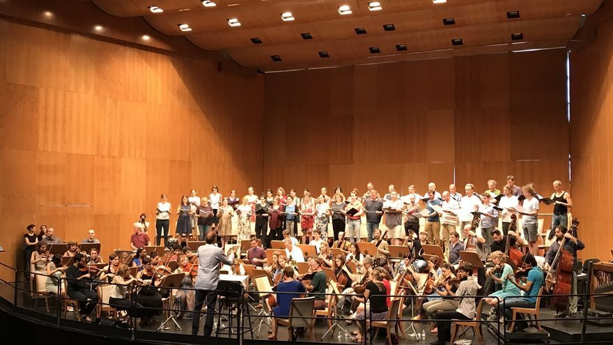 """Hengelbrock: """"la música es un viaje que quiero recorrer con el público"""""""